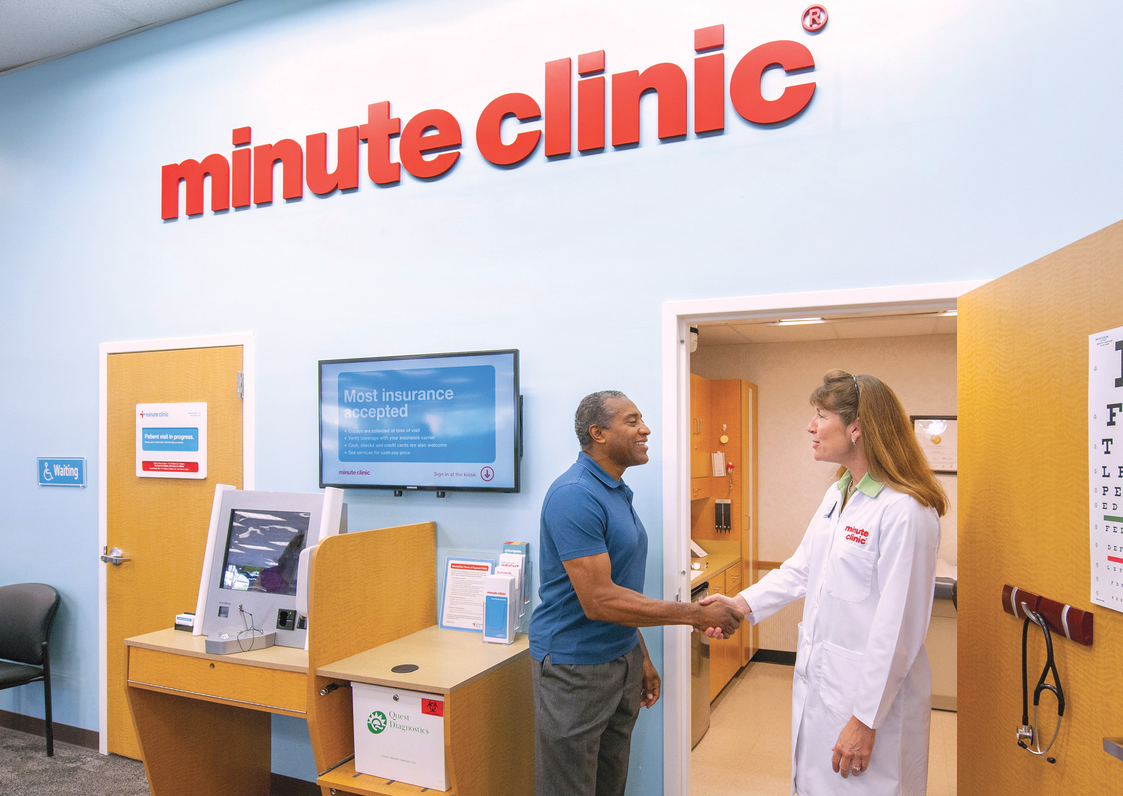MinuteClinic Expands in New England; Debuts Rhode Island's ...