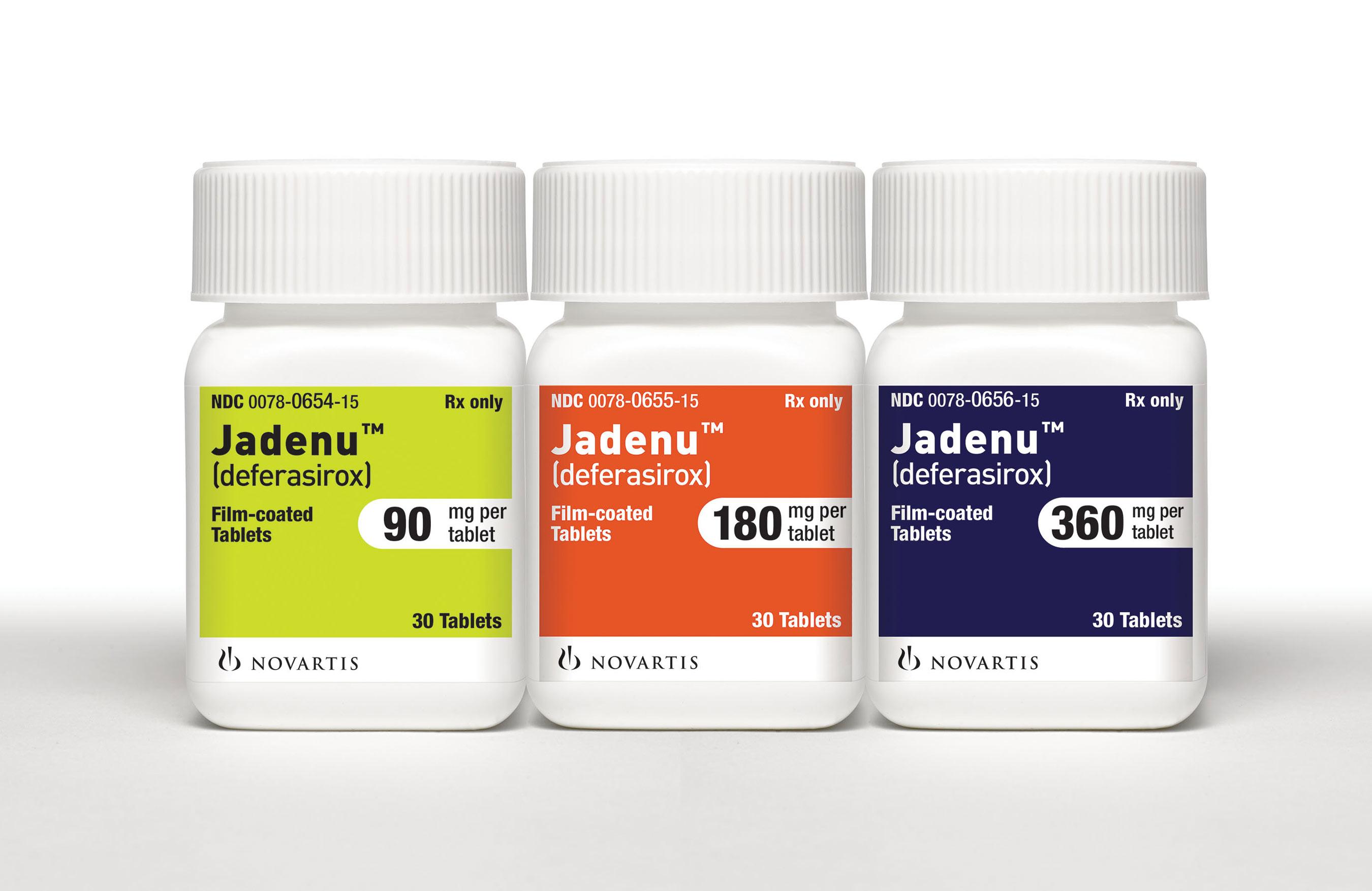 Novartis announces FDA approval for JadenuTM to simplify ...
