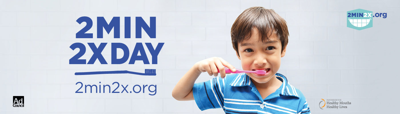 Kids Healthy Mouths Campaign Encourage Kids To Brush 2