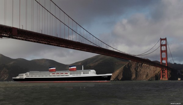 Crystal Cruises Announces Plans Restore America Flagship Ss United States Modern