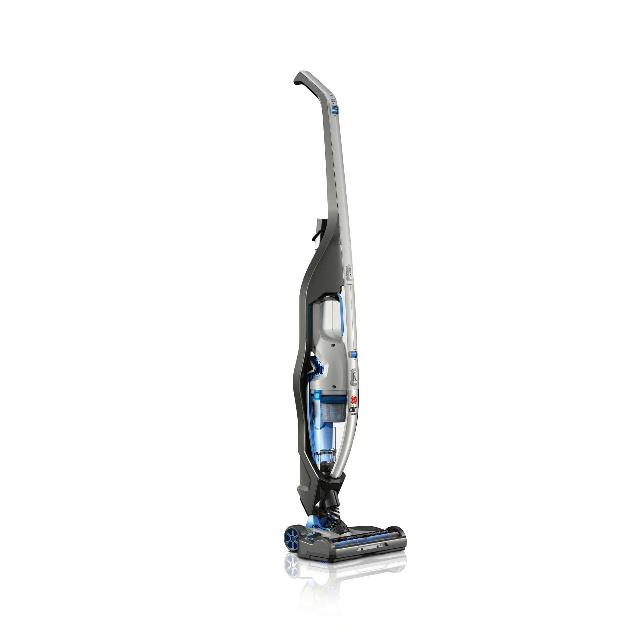 Hoover Releases 1st Cordless Cleaning Line With Unique Interchangeable Battery System