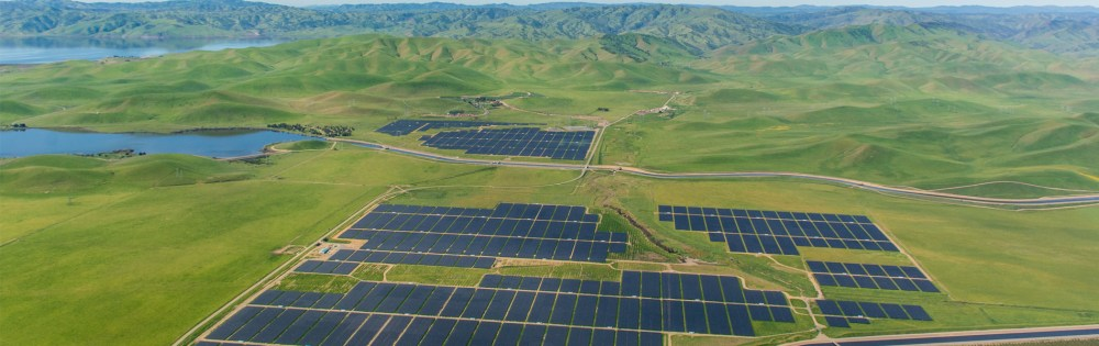 medium resolution of drones robots and fully integrated design third generation sunpower oasis platform reinvents solar power plants
