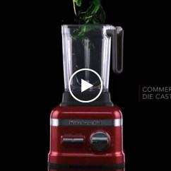 Kitchen Aid Pro Gray Table Kitchenaid Introduces Most Powerful Home Blender New Line Series