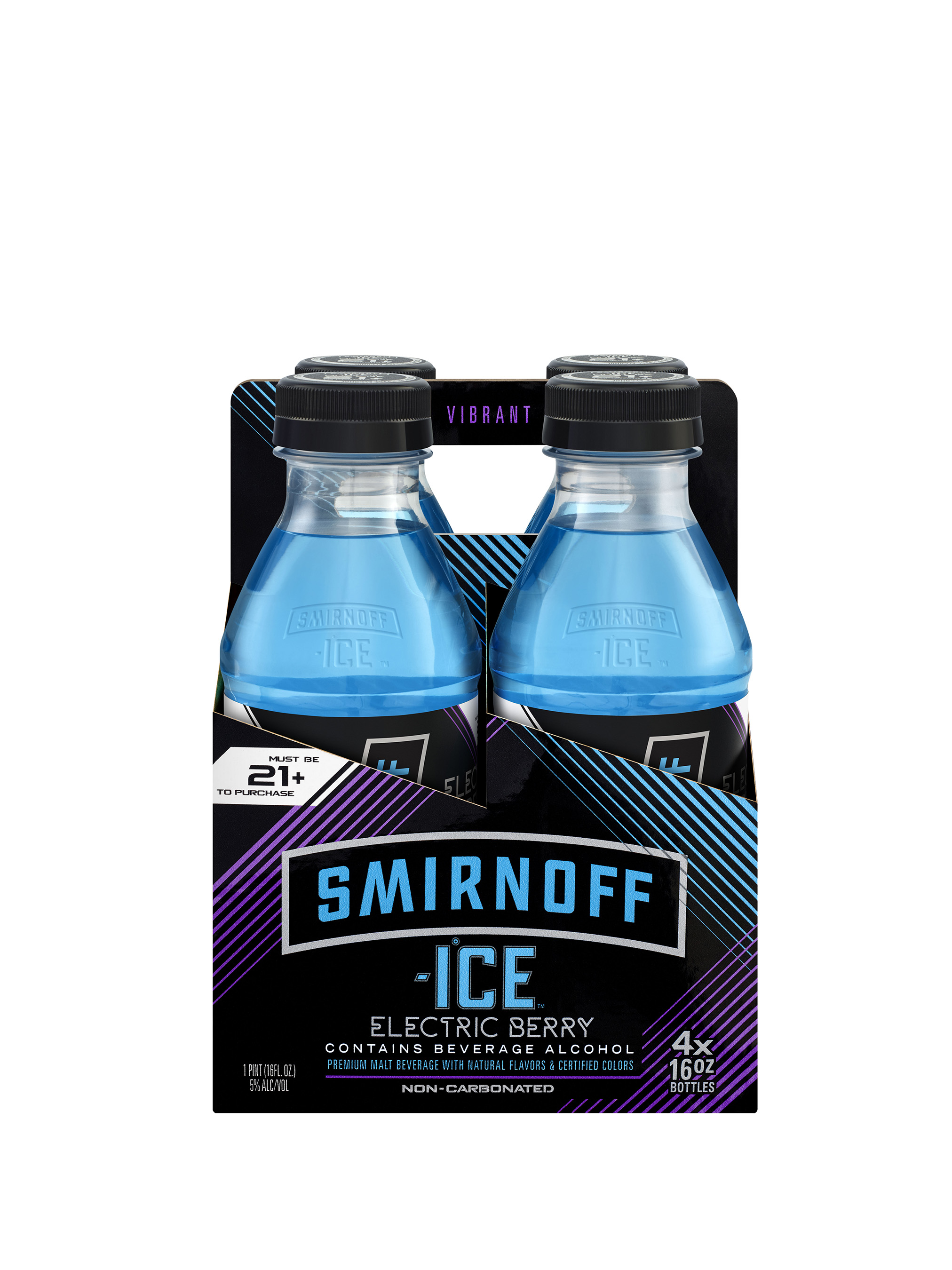 SMIRNOFF ICE KEEPS IT MOVING WITH ITS LATEST CAMPAIGN TO