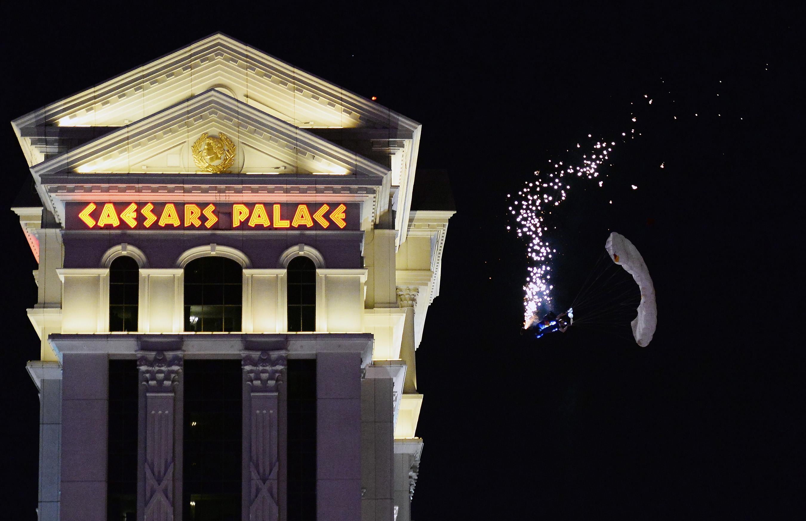 Caesars Palace Front Desk