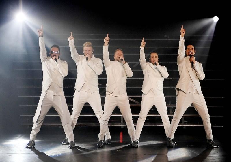 Backstreet Boys at Planet Hollywood Resort & Casino