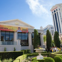 Las Vegas Hotels With Kitchen Suspended Shelves Caesars Palace Announces New 75 Million Julius