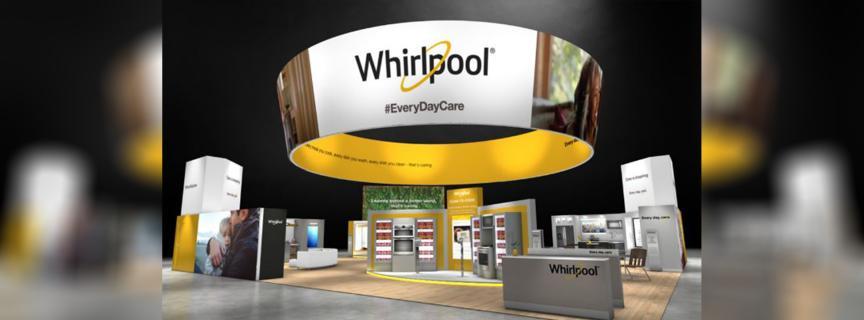Whirlpool Corporation and Whirlpool Brand Earn Six CES