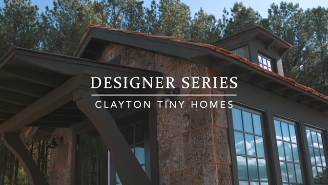 Clayton Introduces Tiny Home at Berkshire Hathaway