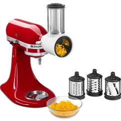 Kitchen Aid Attachment Cabinet Hardware Drawer Slides New Attachments Help Make Kitchenaid Stand Mixer A True