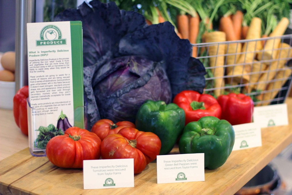 Compass Group Rescued 2 Million Pounds of Imperfectly Delicious Produce to Date.