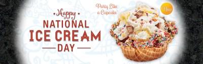 Cold Stone Creamery Celebrates National Ice Cream Day With ...