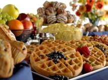 "Comfort Hotel Brand Asks America ""' Waffle """