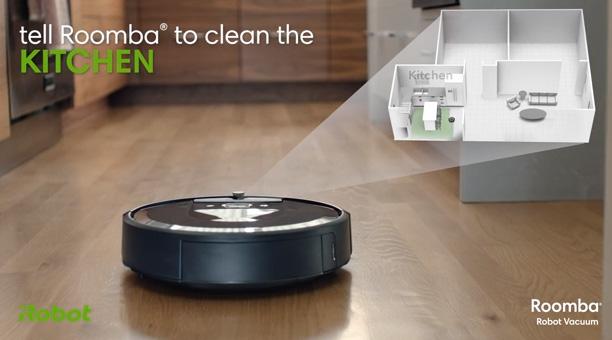 New iRobot Roomba i7 Robot Vacuum Learns a Homes Floor