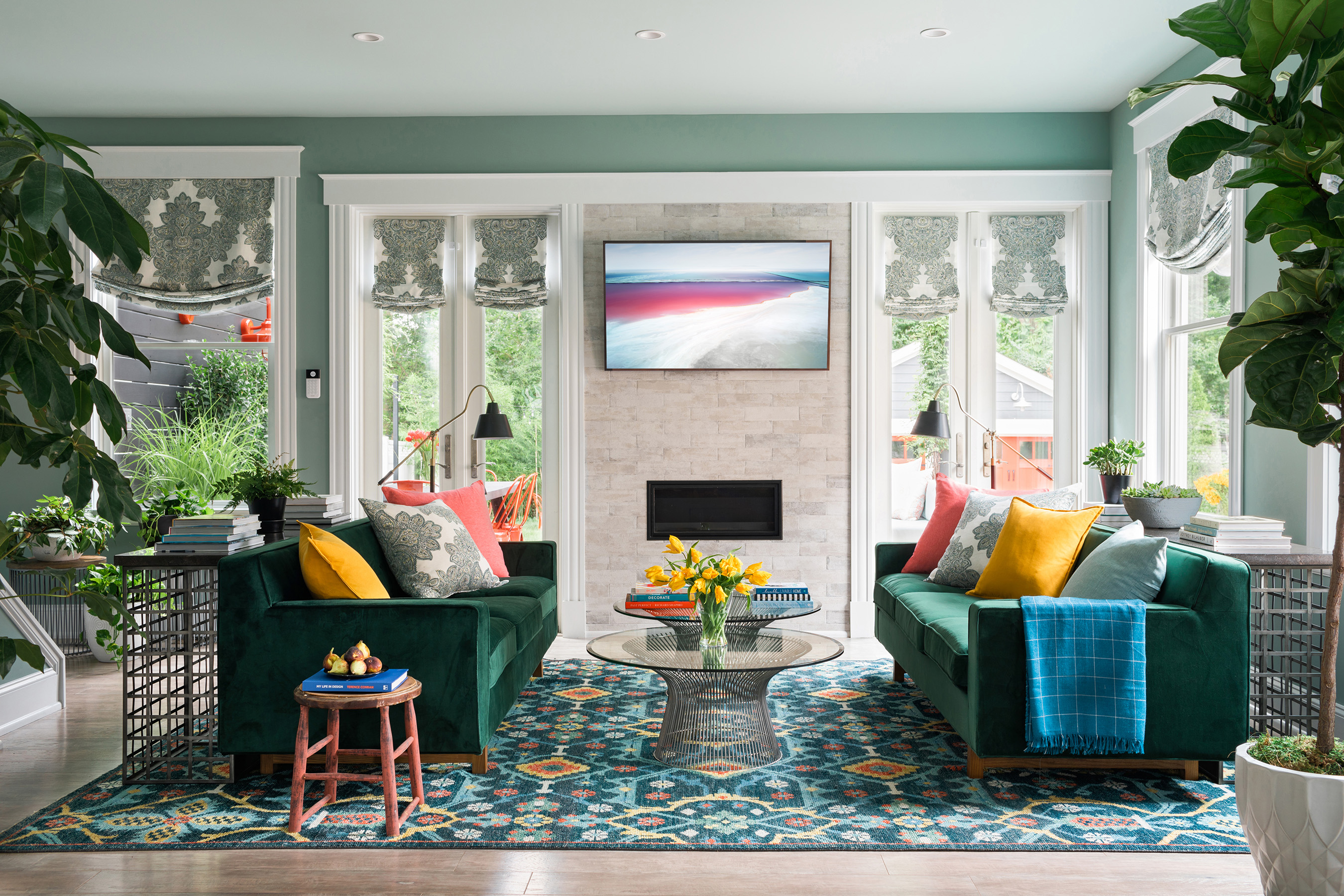 Take a Virtual Tour of HGTV Urban Oasis 2018 Located in