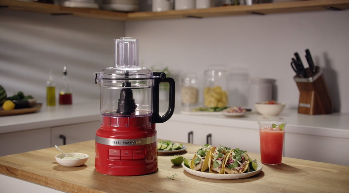 kitchen aid products smart tv kitchenaid debuts new at 2018 housewares show 7 cup food processor image thumbnail