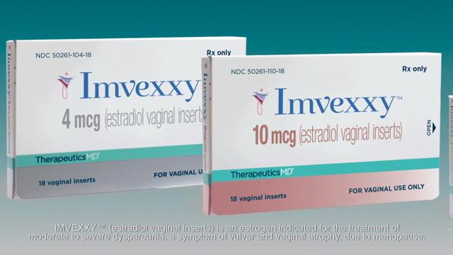 TherapeuticsMD Announces FDA Approval of TX-004HR ...