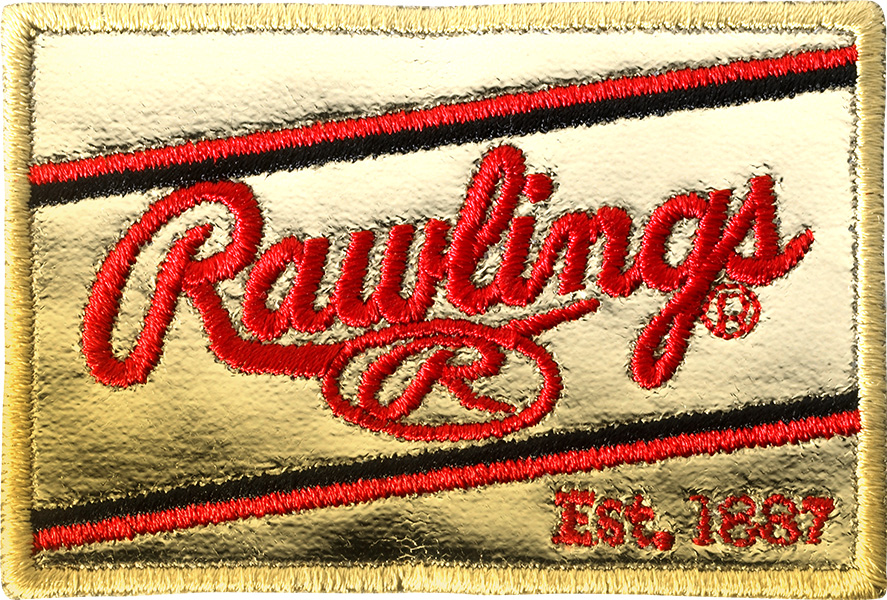 Rawlings Gold Patch