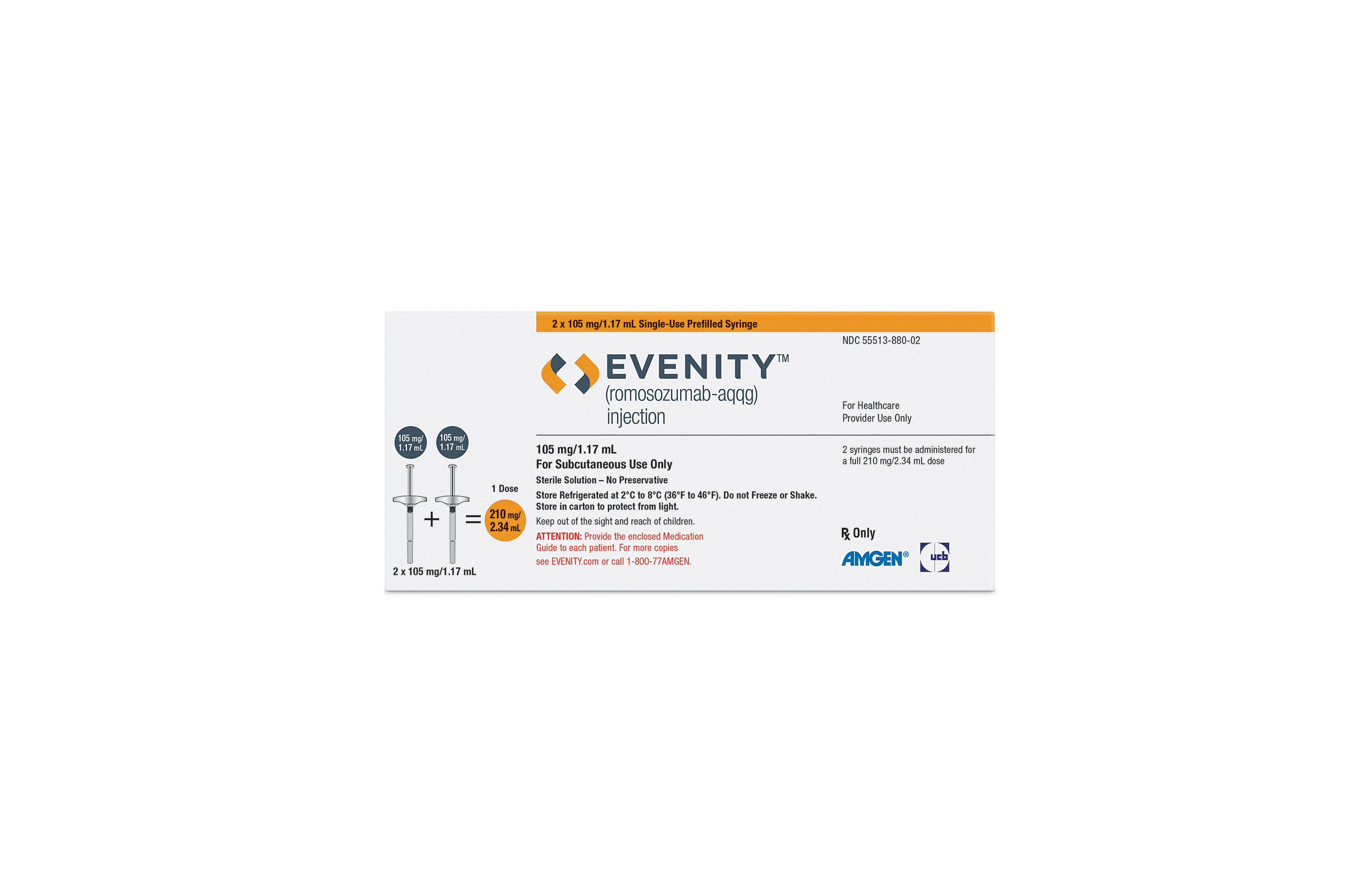 FDA Approves EVENITY™ (romosozumab-aqqg) For The Treatment ...