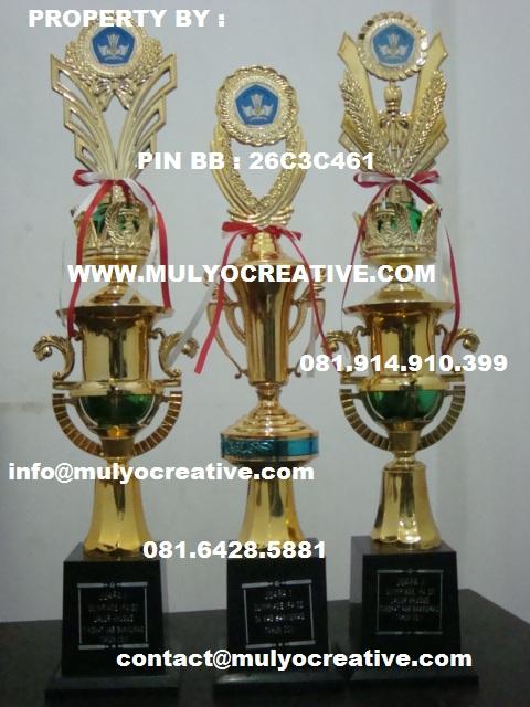 Piala Trophy Tropi Plastik Pesan Piala Pesan Trophy