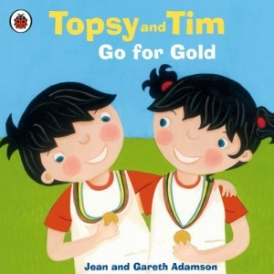Topsy & Tim Go For Gold