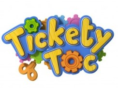 Tickety Toc logo
