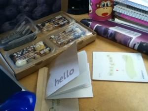 Graze box 2012