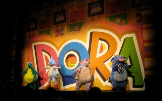 Dora's Friends 2012