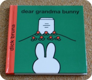Dear Grandma Bunny - Miffy