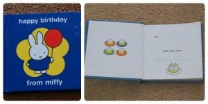Happy Birthday From Miffy