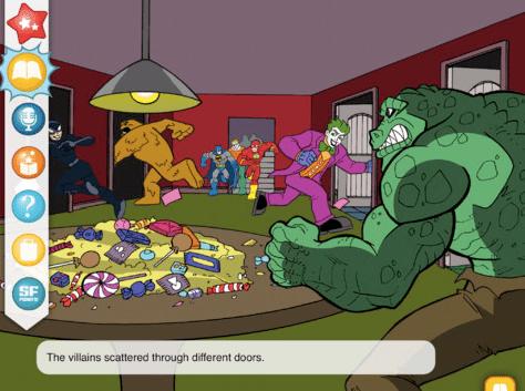 DC Super Friends: Haunted Heroes