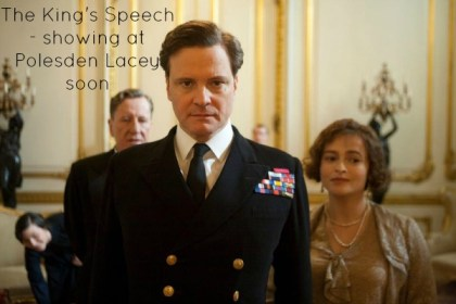 Kings Speech Polesden