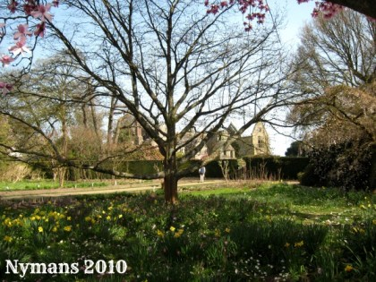 National Trust Nymans - Photo by Jo Brooks
