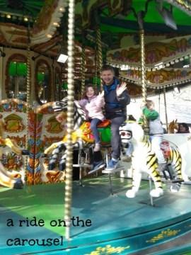 London Zoo Carousel