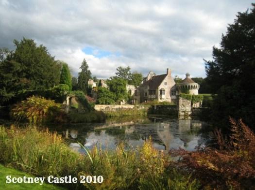 National Trust Scotney Castle - photo by Jo Brooks