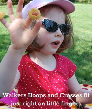 Walkers Hoops and Crosses