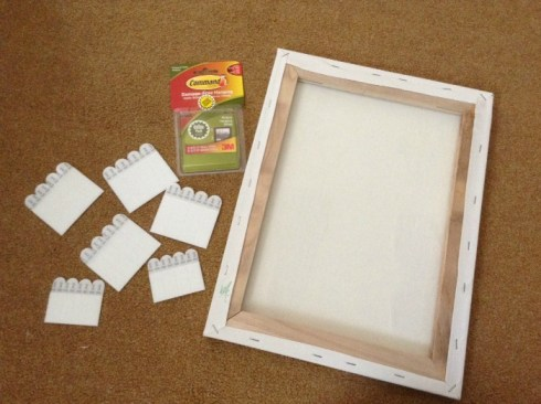 pictureframe and stickers