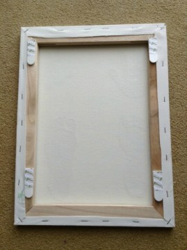 stickers on frame