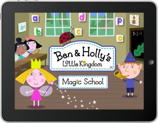 Ben and Holly Magic School