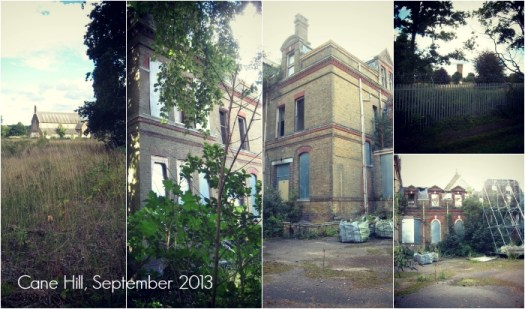 Cane Hill September 2013