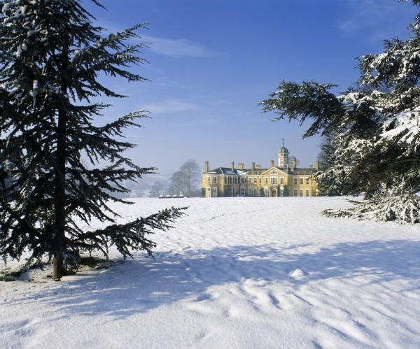 Polesden-under-snow-©National-Trust-Images-Nick-Meers