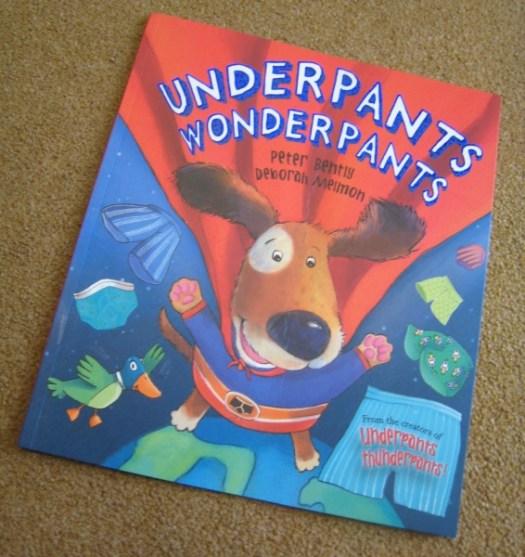 Underpants Wonderpants