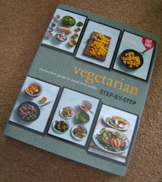 Vegetarian Step by Step from Parragon Books