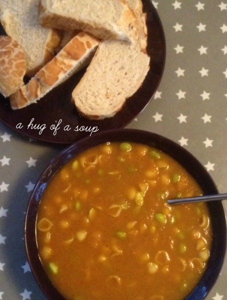 a big hug of a soup