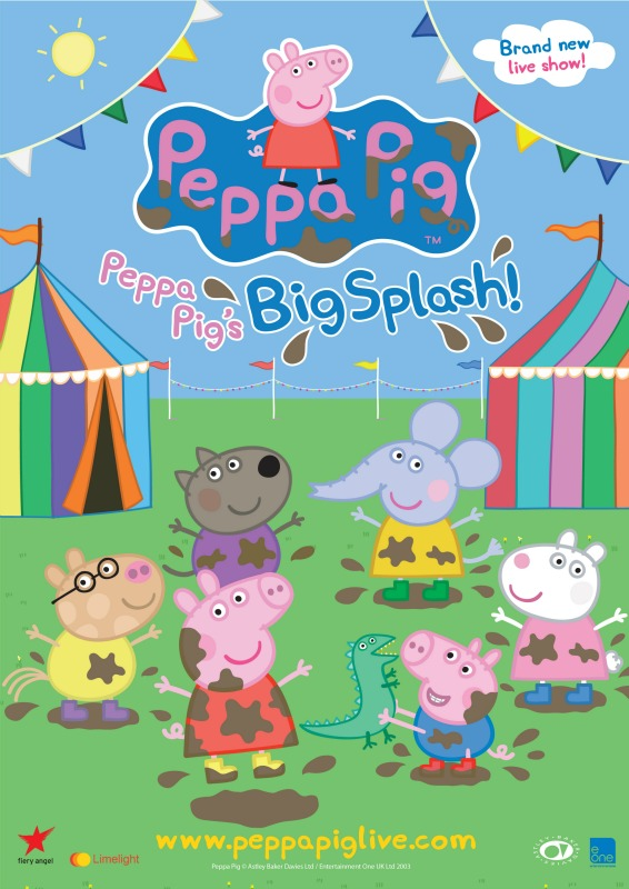 Peppa Pig's Big Splash Live Show