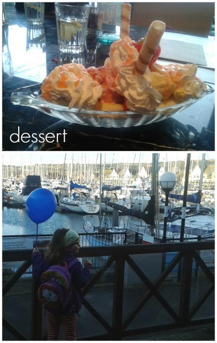 Zippers Port Solent Desserts