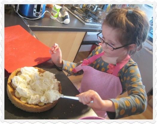 Banoffee Pie Cream Top