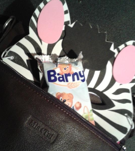 Barny Bear party snack