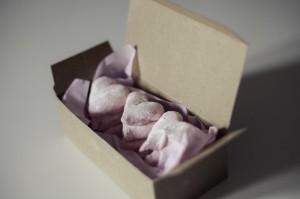 Tillee Vanillee Hearts box