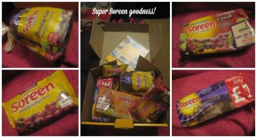 Soreen goodies